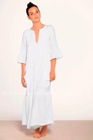 Платье Touche OF880-91 белое