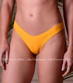 Купальные плавки бразилиана Toccata Beatrice 080 желтые