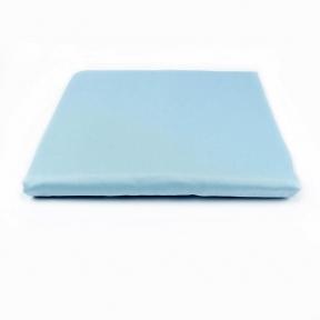 Простынь Arya Camino 240х260 голубой сатин