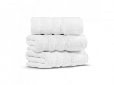 Полотенце Casual Avenue Kinsey 30х50 white