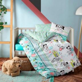 Постельное белье для новорожденных Cotton Box Dalmacyali ранфорс