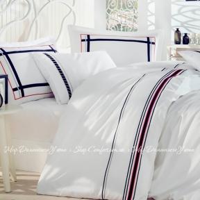 Постельное белье Dantela Vita Embroidered Trend евро