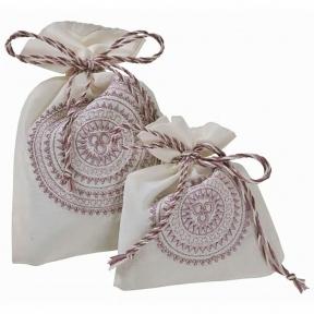 Лавандовое саше в мешочке Sultan natural-rose