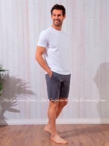 Трикотажные мужские шорты с карманами Hays 65406