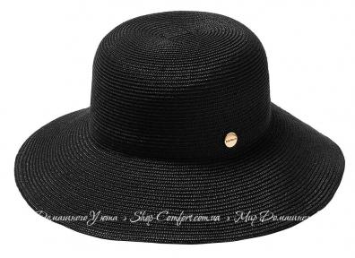 Шляпа женская Seafolly 71367-HT черный