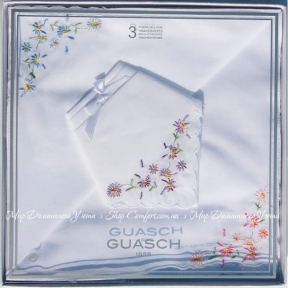 Женские носовые платки Guasch Samoa-07