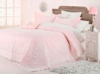 Покрывало Pepper Home Bella pink 260х270