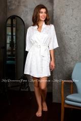 57c09b1436866 Шелковые женские халаты, купить женский шелковый халат в Киеве ...