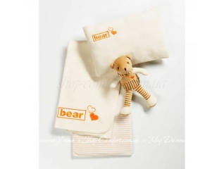 Плед детский Bocasa Kids Dream Set Bear