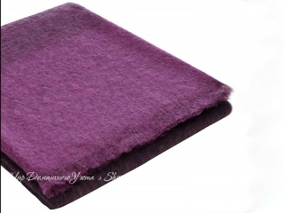 Плед Bocasa Mohair Berry