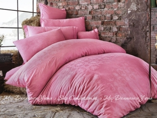 Постельное белье ISSIMO HOME Bertha rose евро