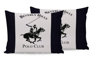 Наволочки Beverly Hills Polo Club BHPC 027 cream 50х70