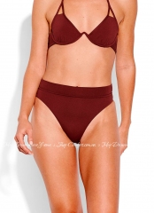 Плавки Seafolly basic 40515-058 plum