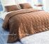 Покрывало с подушками Curt Bauer Dessin 9006-3218 240х260 brown