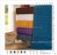 Полотенце махровое Shamrock Hellen (фиолетовое) 50х90