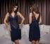 Женская ночная сорочка Coemi 171C871 deep cobalt 200
