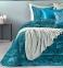 Покрывало Leiper Rita azul mar 250х270