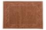 Коврик для ног махровый Hobby Hayal 50х70 коричневый